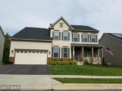 Frederick Single Family Home For Sale: 6606 Cambria Court