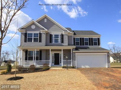 Frederick Single Family Home For Sale: 7274 Hattery Farm Court