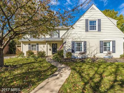 Frederick MD Single Family Home For Sale: $595,000