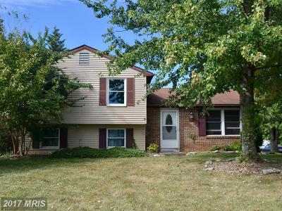 Frederick Single Family Home For Sale: 1482 Eden Drive