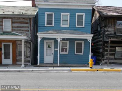 Frederick Single Family Home For Sale: 35 Water Street
