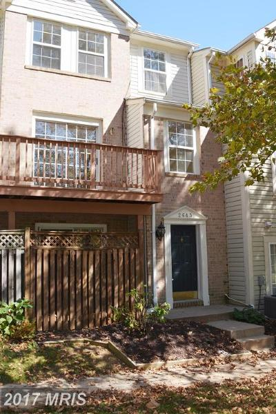 Frederick MD Townhouse For Sale: $179,900