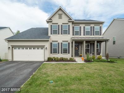 Frederick Single Family Home For Sale: 6610 Cambria Court