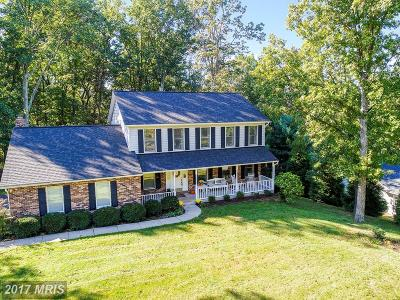 Mount Airy Single Family Home For Sale: 13417 Brandon Manor Court