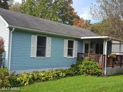 Point Of Rocks Single Family Home For Sale: 1624 Wise Road