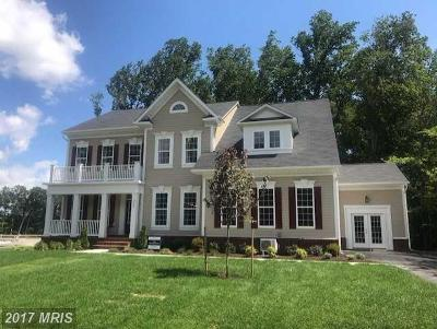 Frederick MD Single Family Home For Sale: $599,990