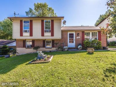 Frederick Single Family Home For Sale: 1581 Andover Lane