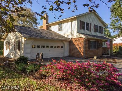 Frederick Rental For Rent: 8235 Glendale Drive