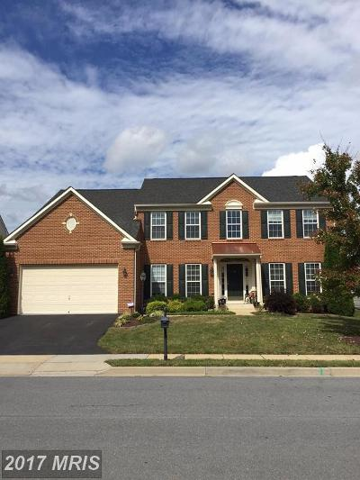 Frederick Single Family Home For Sale: 1822 Granby Way