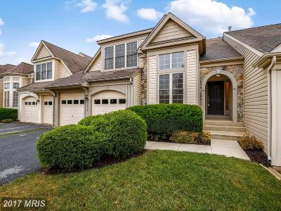 Frederick Townhouse For Sale: 3012 Cloister Way