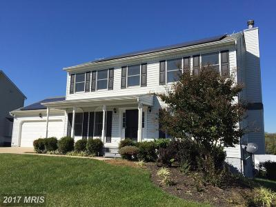 Frederick Single Family Home For Sale: 5806 Broad Branch Way