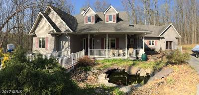 Mount Airy Single Family Home For Sale: 14038 Harrisville Road
