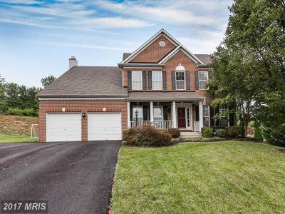 Mount Airy Single Family Home For Sale: 4002 Wedge Court