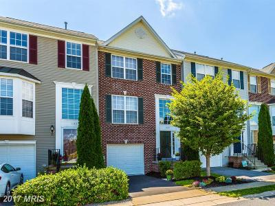 Frederick Townhouse For Sale: 248 Timber View Court