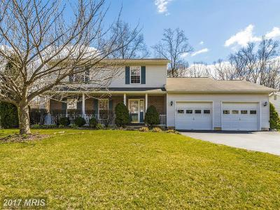 Mount Airy Single Family Home For Sale: 4059 Lomar Drive