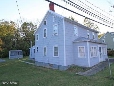 Thurmont Single Family Home For Sale: 214 Main Street W