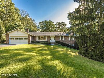 Mount Airy Single Family Home For Sale: 13415 Brandon Manor Court