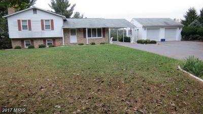 Frederick Single Family Home For Sale: 4602 Highboro Court