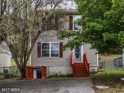 Frederick Single Family Home For Sale: 616 Tritapoe Drive