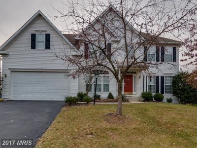 Frederick Single Family Home For Sale: 6416 Barrington Drive