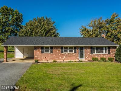 Thurmont Single Family Home For Sale: 305 Eyler Road