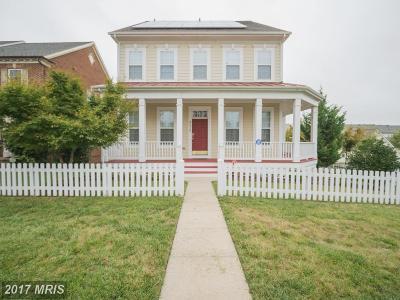 Urbana Single Family Home For Sale: 9419 Penrose Street