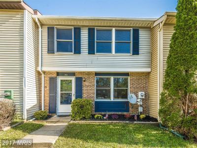 Walkersville Condo For Sale: 140 Sandalwood Court