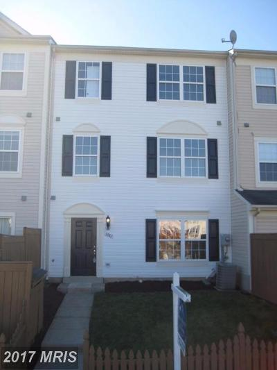 Frederick MD Townhouse For Sale: $235,000