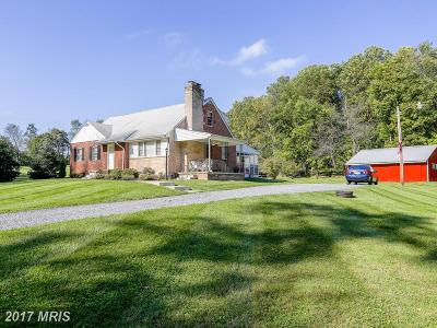 Frederick MD Single Family Home For Sale: $374,999