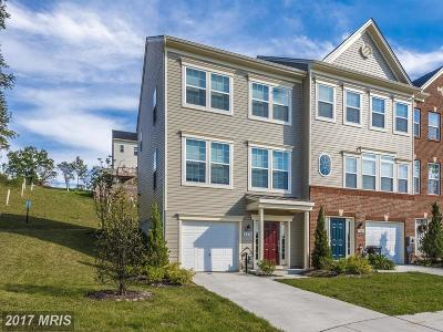 Frederick Townhouse For Sale: 6278 Newport Court