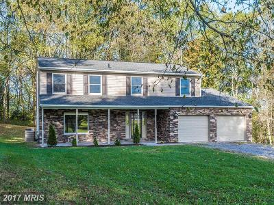 Frederick Single Family Home For Sale: 5408 Beall Drive