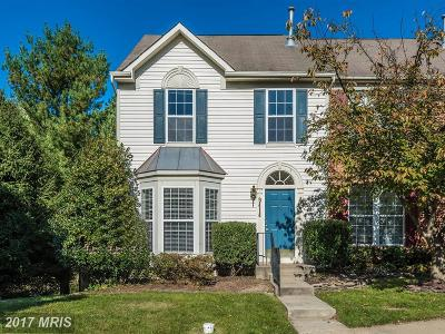 Frederick MD Townhouse For Sale: $254,900