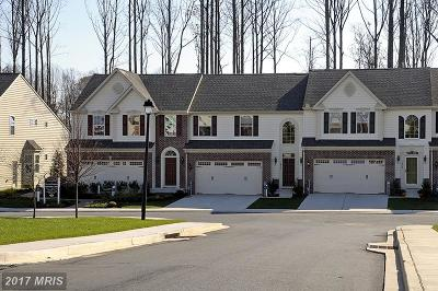Frederick Townhouse For Sale: 5365 Yellow Birch Way