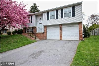 Frederick Single Family Home For Sale: 1802 Lawnview Drive