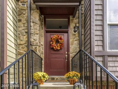 New Market Townhouse For Sale: 7027 Country Club Terrace