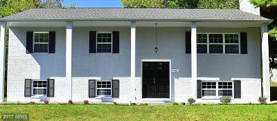 New Market Single Family Home For Sale: 7108 Saddle Road
