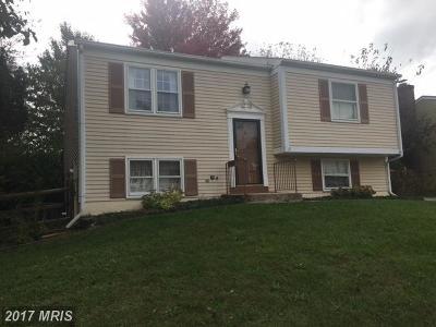 Frederick Single Family Home For Sale: 182 Poinsett Lane