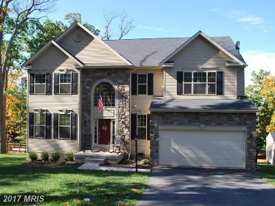 New Market Single Family Home For Sale: 10803 Ridgewood Court