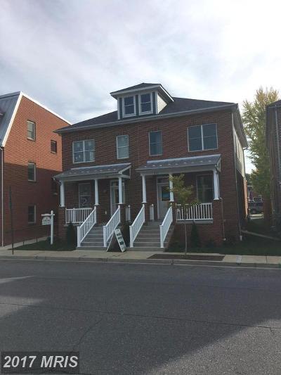 Frederick Duplex For Sale: 634 Bentz Street N