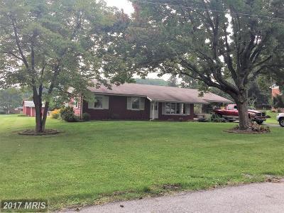 Frederick Single Family Home For Sale: 6011 Quartet Lane