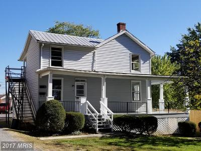 Single Family Home For Sale: 8 Virginia Avenue