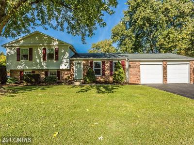 Walkersville Single Family Home For Sale: 8202 Buchanan Drive