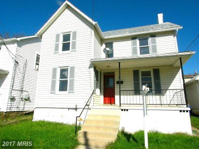 Frederick Single Family Home For Sale: 11 B Street