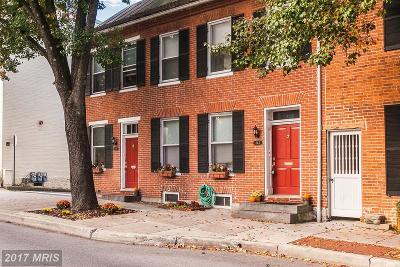 Frederick Multi Family Home For Sale: 243 Market, Thru 245 Street S