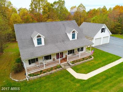 Frederick Single Family Home For Sale: 11302 Gambrill Park Road