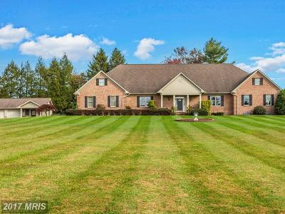 Frederick Single Family Home For Sale: 6941 Clifton Road N