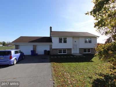 Frederick Single Family Home For Sale: 9841 Bartgis Road