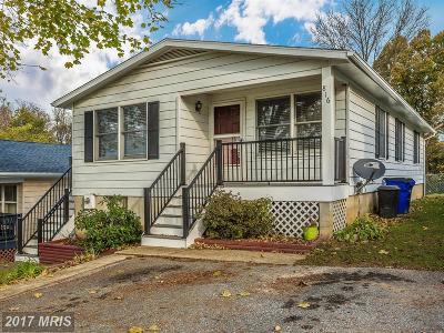 Frederick Single Family Home For Sale: 816 E Street E