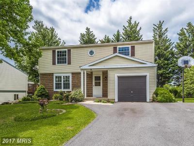 Frederick Single Family Home For Sale: 5671 Glenrock Drive