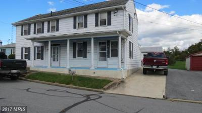 Frederick Single Family Home For Sale: 6 Second Street